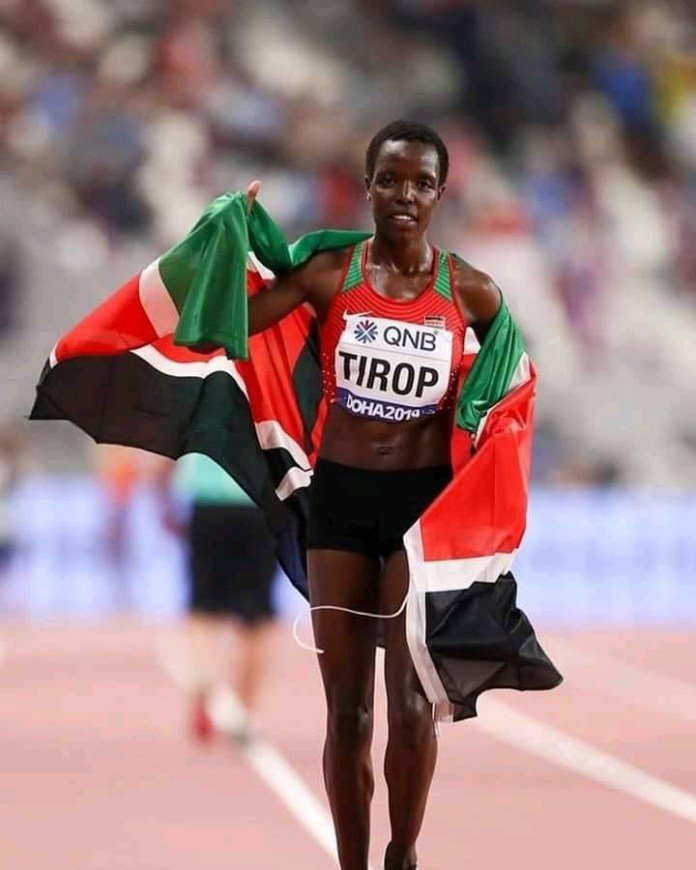 Update: Husband on the run after Kenya
