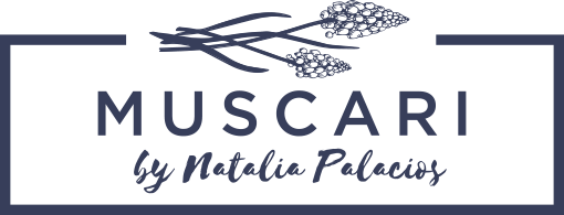 Muscari by Natalia Palacios