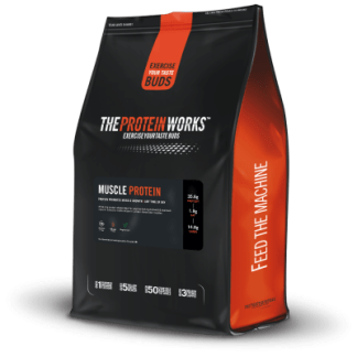 The Protein works produce our favourite for the best whey protein for bulking
