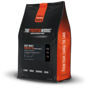 The Protein Works whey Isolate supplement