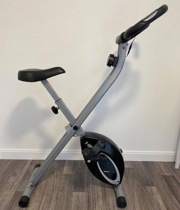 Exercise bike frame