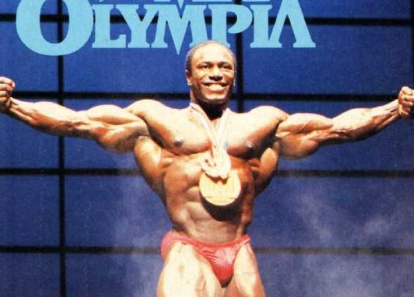 Bodybuilder Lee Haney Workout Plan - Muscle and Brawn