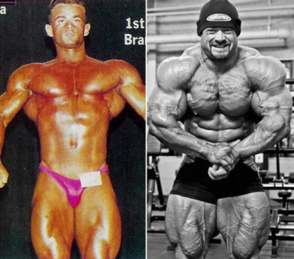 Insulin And Bodybuilding Bodybuilders Before And After