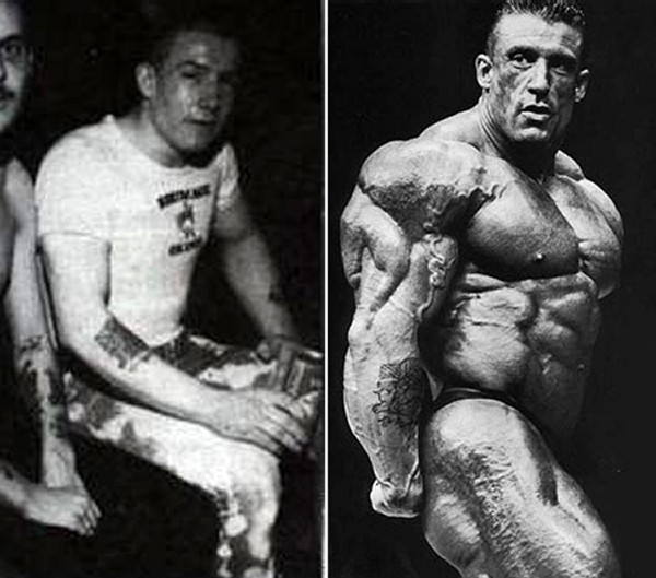19 Amazing Before & After Bodybuilding Transformations - Muscle and