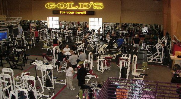gym-packed