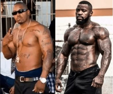mike rashid transformation