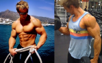 Is Rob Riches Natural or on Steroids?