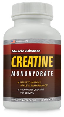 Claim Your Free Bottle of Creatine monohydrate
