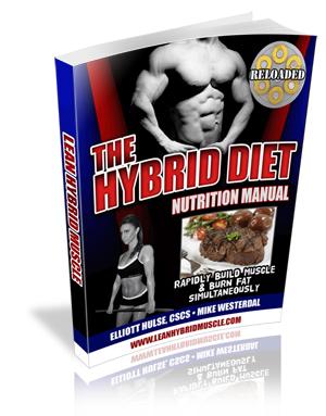 lean hybrid muscle diet