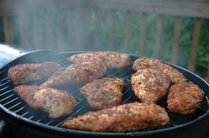 Grilled Chicken Breast (Photo credit: Flickr)