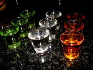 Vodka Shots