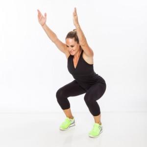 overhead squat test