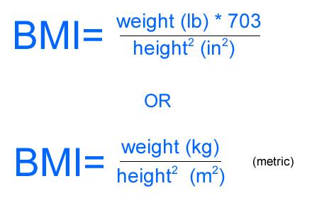 30 - bmi formula