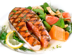 Succulent Grilled Salmon