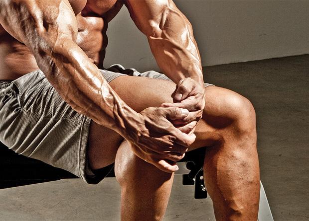34 knee pain