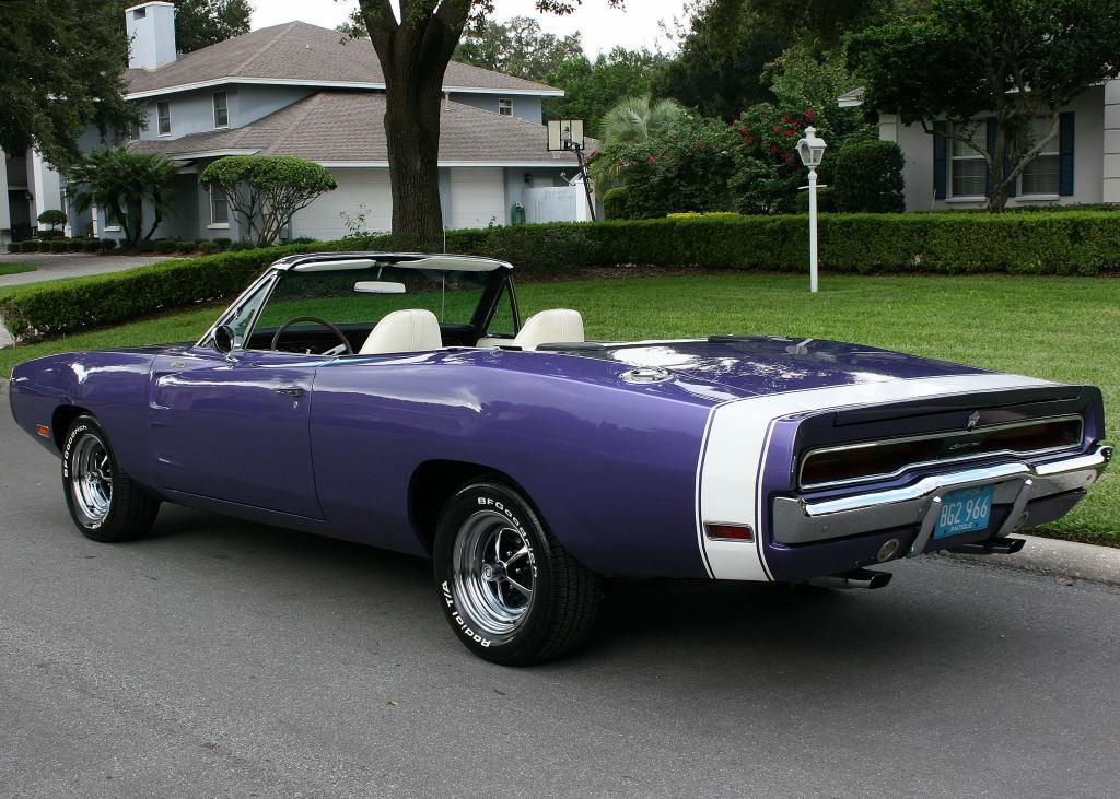 1968 Dodge Polara 500 Convertible