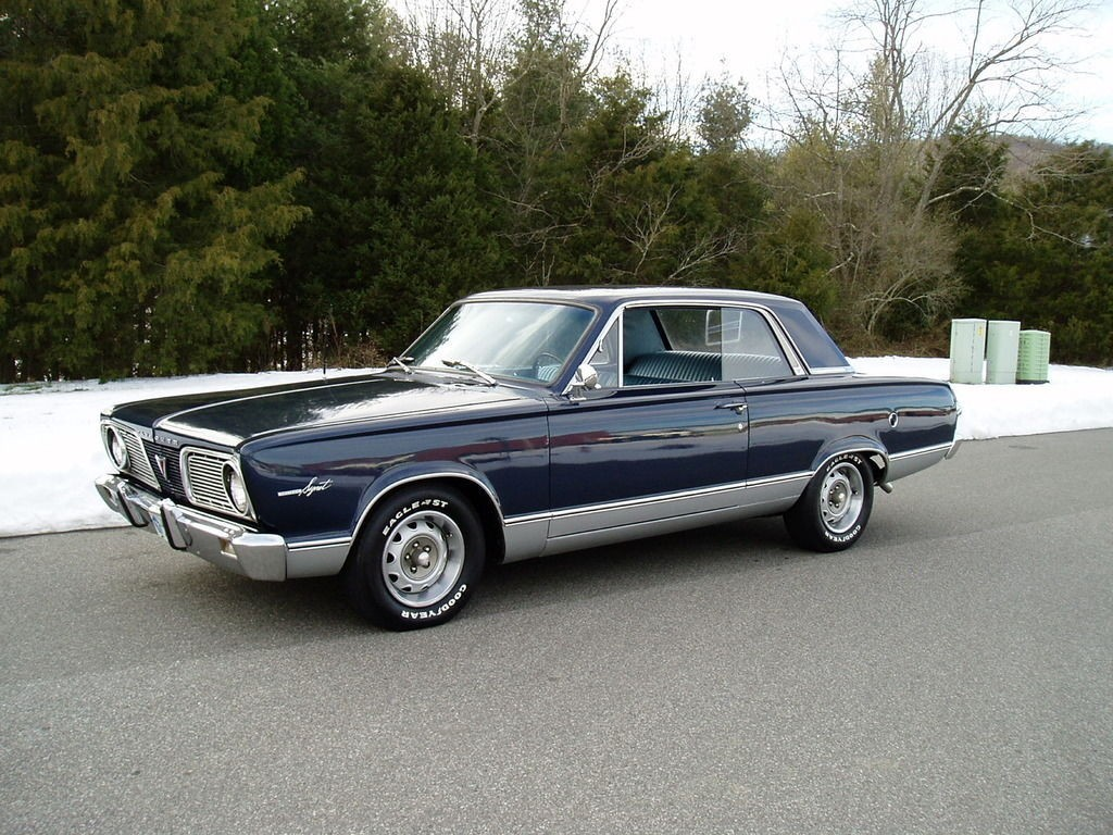 65 Plymouth Belvedere Custom