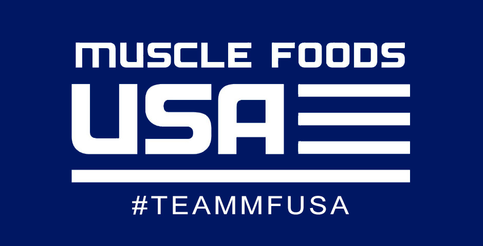 muscle foods usa team logo