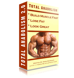 Total Anabolism Free Bodybuilding Ebook