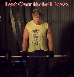 How To Do Bent Over Barbell Rows – Video