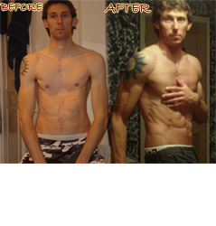 Ectomorph-Turned-MuscleHacker Gains 15lbs Of Muscle!