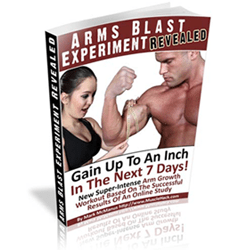 The Arms Blast Experiment: The Results!