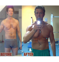 Can A 46 Yr Old Really Get Muscular And Lean? Look!