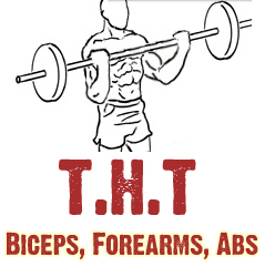 The THT 2.0 Training Cycle. Build Biceps, Forearms, & Abs (part 11)