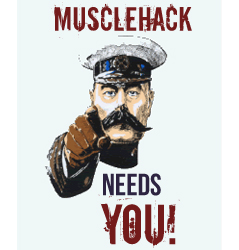 MuscleHack Is Expanding! Be A Part Of It!