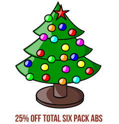 25% Off Total Six Pack Abs & 3 New Testimonials