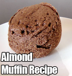 almond-muffin-recipe