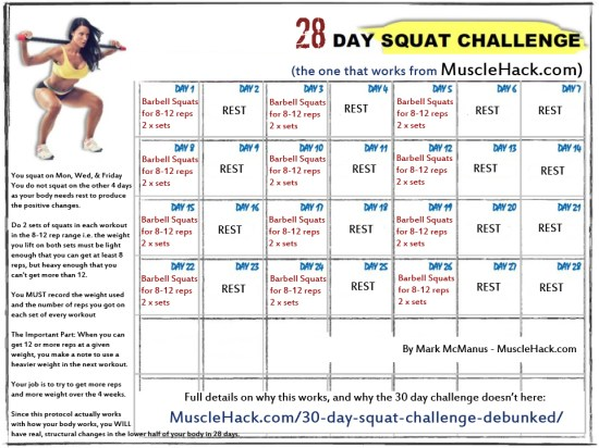 the-28-day-squat-challenge