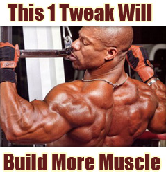 This 1 Move Builds More Muscle In Every Set
