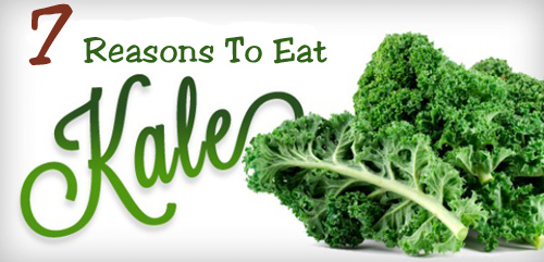 7 Reasons Why Kale Is Good For You