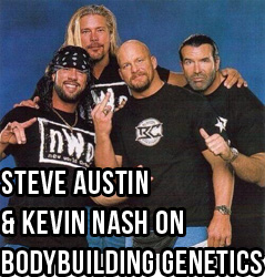 Steve Austin: His Secret Struggle To Build This Muscle