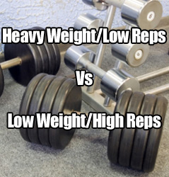 Is Heavy Weight And Low Reps Best For Muscle Growth?