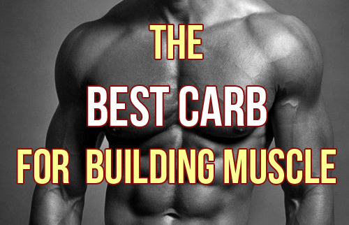The Best Carb For Building Muscle