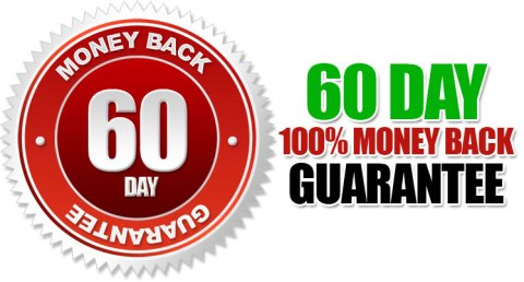 75% Commission For Fitness Professional Product  Image of 60dayguarantee