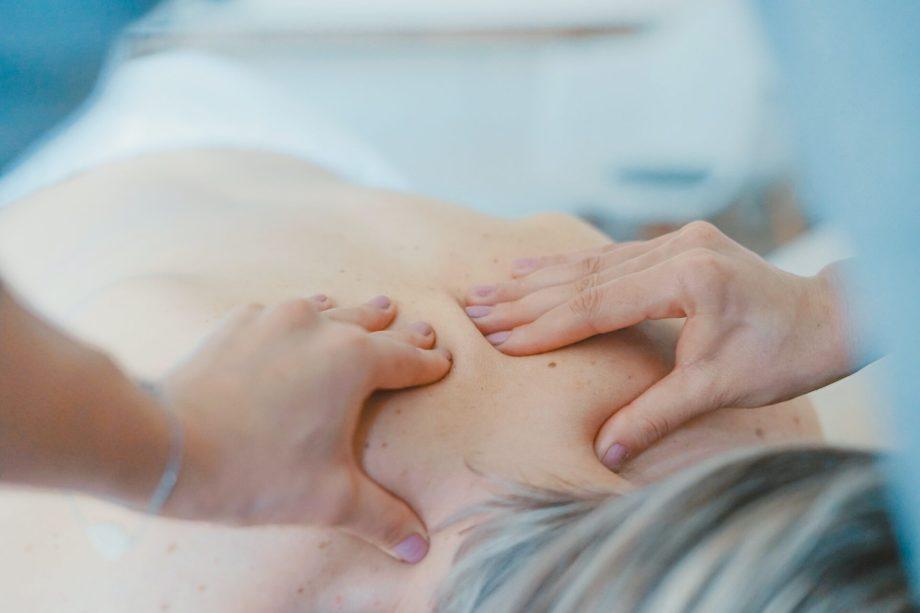 muscle soreness massage
