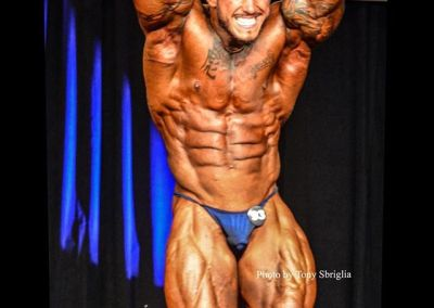 Mike LaCombe – 2017 IFBB North Americans