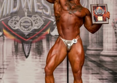Ronnie Jouravel – 2018 NPC Midwest Championships