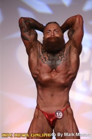 Kevin Clevenger - Posing Suit - Muscle Potential
