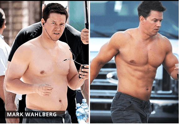Celebrities steroids