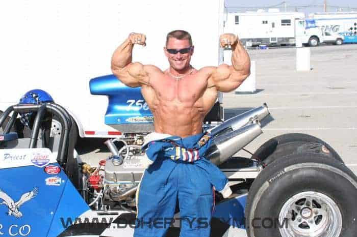 lee priest bodybuilding legend