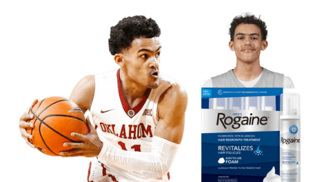 trae young hair