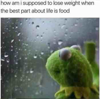 Losing Weight Meme