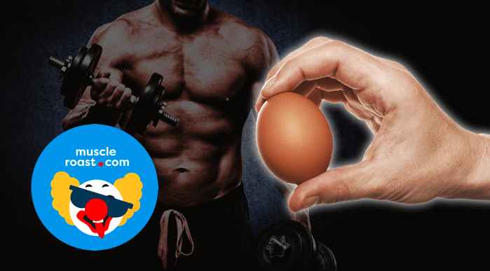 Eating Eggs for muscles