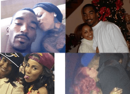 JR Smith Girlfriends