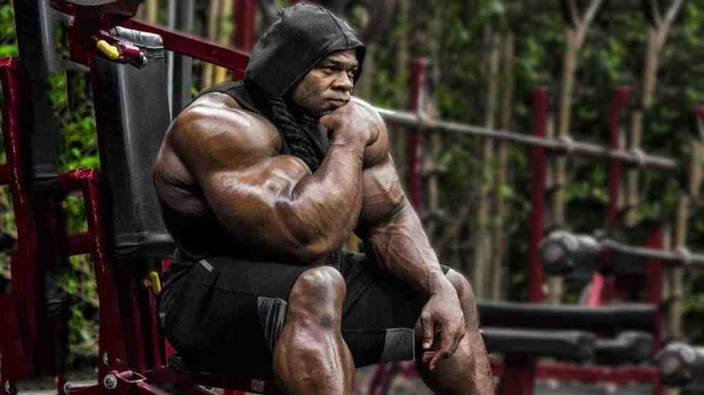 The Not So Special Bodybuilding Kai Greene Chest Workout