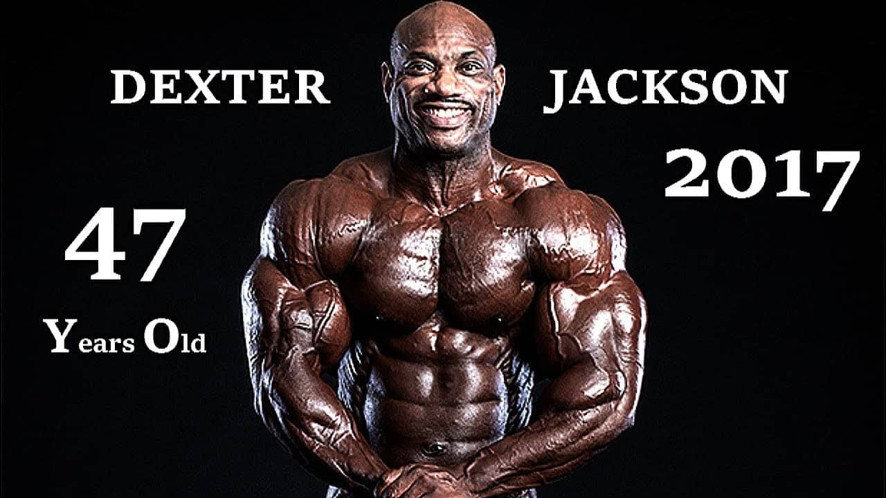 dexter jackson